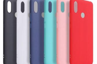 Матовый чехол Huawei P Smart Plus (силиконовая накладка) (Хуавей П Р Смарт  Плюс), цена 85 грн., купить в Киеве — Prom.ua (ID#769477651)